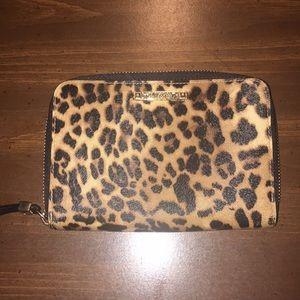 Stella & Dot Leopard Wallet